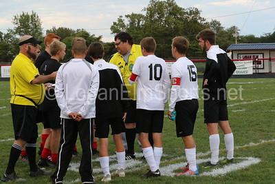 Boys Soccer v Alexander
