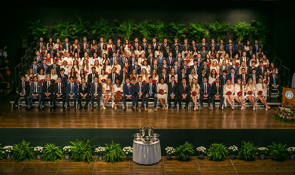 Commencement - Class of 2018