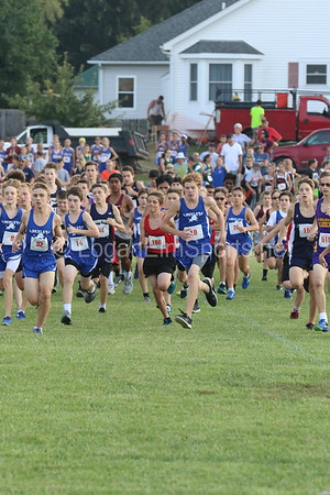 Cross Country Canal Invitational