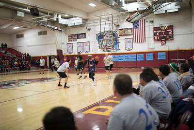 All Star Benefit Basketball Game