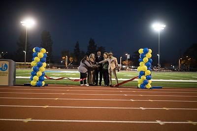 (Left to right): Eileen Miranda Jimenez, Camie Poulos, Michael Flowers, Jessica Shewmaker and Daniel Monarrez.