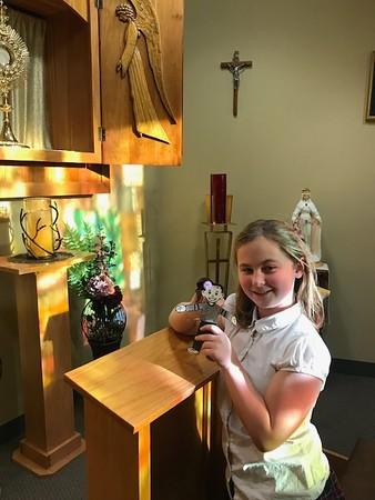 Fifth Grade Flat Stanleys/Sarahs for Lent