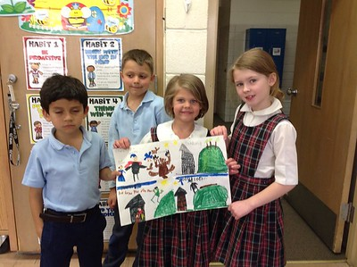 First Grade StoryMaps