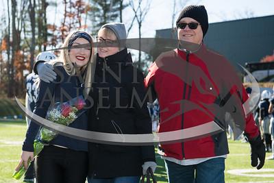 Football Senior Day vs. LIU Post (11/11/17) Courtesy Jim Stankiewicz