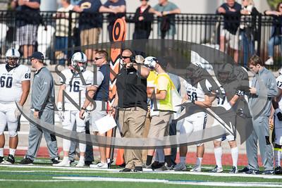Football at Merrimack (10/28/17) Courtesy Jim Stankiewicz