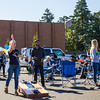 Newborn, OR - September 23: during Homecoming weekend for George Fox University.