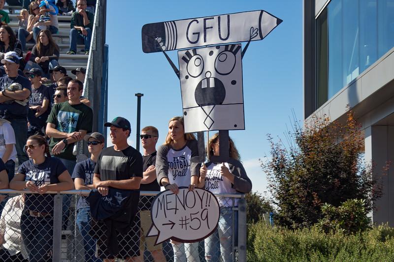 Newburg, OR - September 23: during Homecoming weekend for George Fox University.