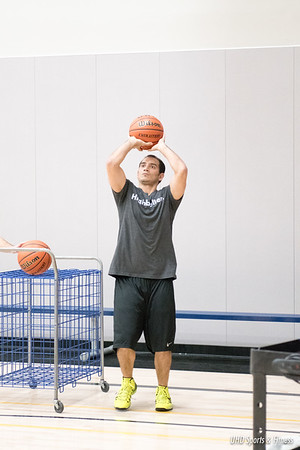 3-Point & Free Throw Contests