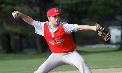 LTS Varsity Baseball vs Arlington photos by Gary Baker
