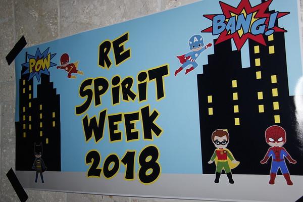 MS Spirit Week Dance