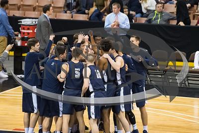 Men's Basketball vs. SNHU (02/14/18) Courtesy Jim Stankiewicz
