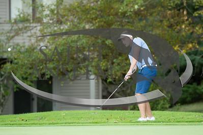Men's Golf NE10 Championship (10/03/17) Courtesy Jim Stankiewicz