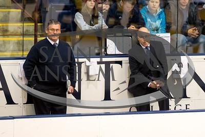Men's Ice Hockey vs. SNHU (11/10/17) Courtesy Jim Stankiewicz