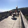 Removing timber ramp Nov 2017