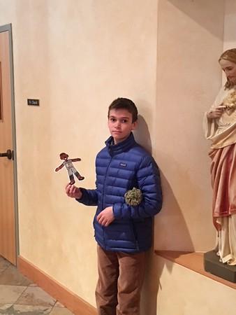 Sixth Grade Flat Stanleys/Sarahs for Lent