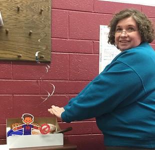 Teacher Flat Stanleys/Sarahs for Lent