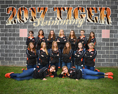 Tiger Swim Team 17