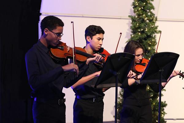 US String Ensemble Concert