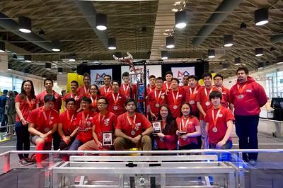 Robotics Team 968