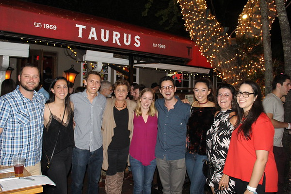 Young Alumni Thanksgiving Weekend Gathering