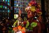 Nicaragua - Managua 09/08/2016 Promesantes y tradicionalistas se hicieron presente la tarde de hoy en la vestida a Santo Domingo de Guzman en la vispera de su retorno a las Sierras el dia de mañana 10 de Agosto / The Santo Domingo de Guzman festival in Managua, Nicaragua, is filled with rituals and dancing, feasting, celebrations and worshipping - Thousands of people give thanks to Santo Domingo and ask for blessings during the 10-day festival / Nikaragua : Fest des Santo Domingo de Guzman , Schutzheiliger von Managua © Oscar Navarrete/LATINPHOTO.org