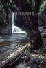 Costa Rica : Savegre River waterfall , Cerro de la Muerte / Costa Rica : Wasserfall bei Cerro de la Muerte - Landschaft © Víctor Jaramillo/LATINPHOTO.org