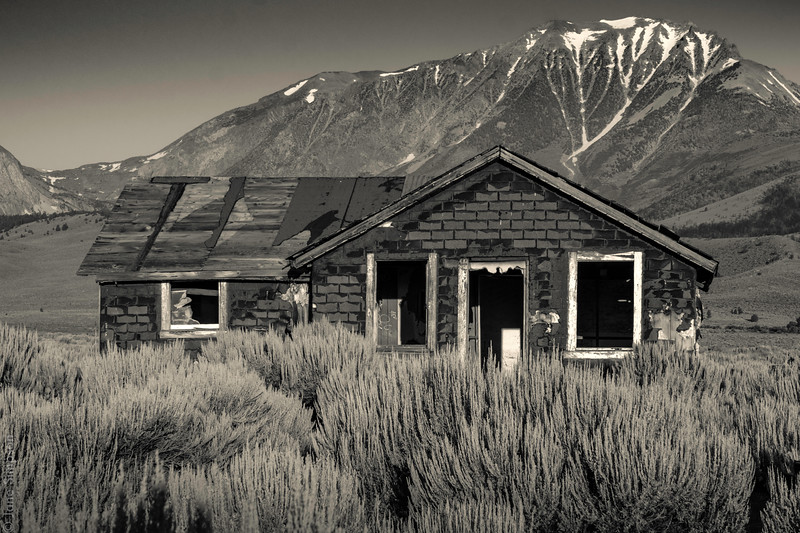 Cabin on the 395