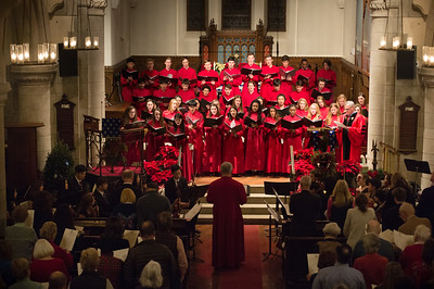 The Eighty-Second Annual Service of Lessons and Carols