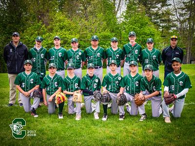 JV Baseball 2018
