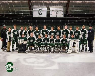 JV Hockey 2017-2018