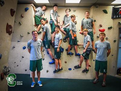 Rock Climbing 2017