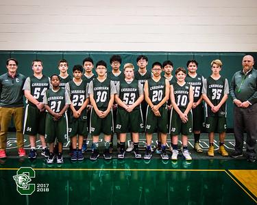Thirds Basketball 2017-2018