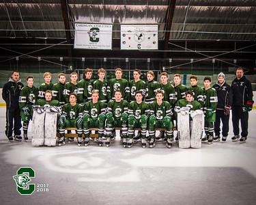 Varsity Hockey 2017-2018