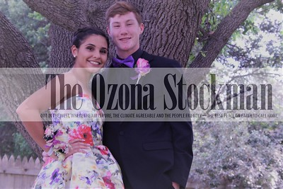 2018 Jacob and Kenzee Prom Photos
