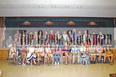 2018 OMS Eighth Grade Photo