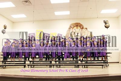 2018 Pre-K Graduation