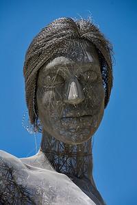 Lady in Steel by Joe Colavita