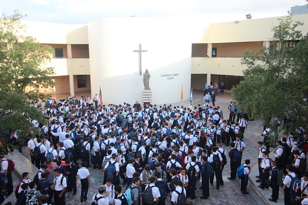 2017-2018 First Day of School for ALL Students