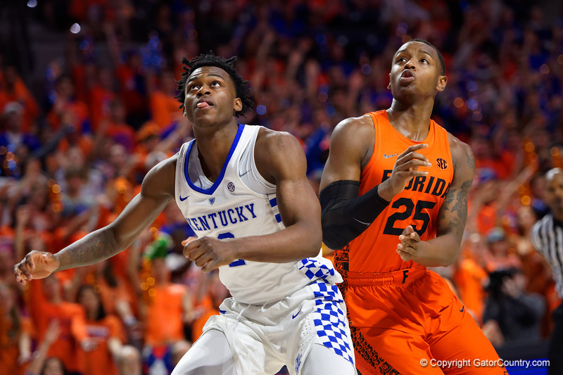 Florida Gators Mens Basketball Kentucky Wildcats