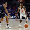 University of Florida Gators Mens Basketball 2017 New Hampshire Wildcats