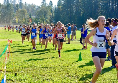 2017 Galena Cross Country