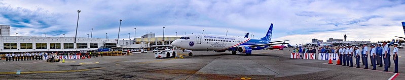 Alaska Airlines - Honor Flight April 2017
