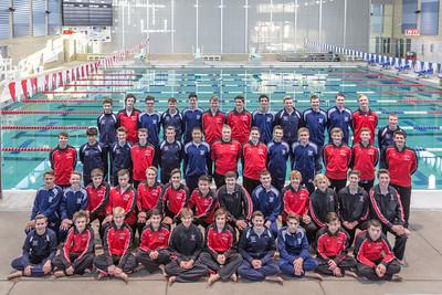 2017 - 2018   SHS /GPHS Boys Swim & Dive