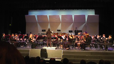 Symphonic Band 5/2018 - In Heaven's Air