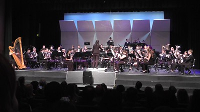 "Wind Ensemble 5/2018 - Overture to ""Candide"""
