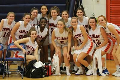 MHS Girls Varsity Basketball