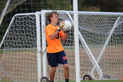 MHS JV Boys Soccer vs Mepham and GN