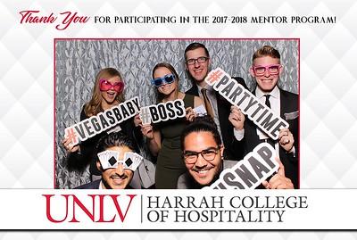 2017-2018 Mentor Program UNLV