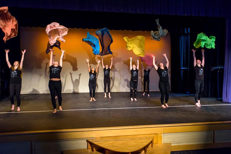Dance Workshop Arts Week 2018