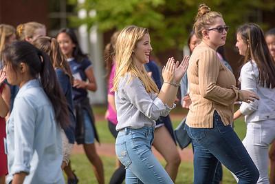 New Girls Opening Activity